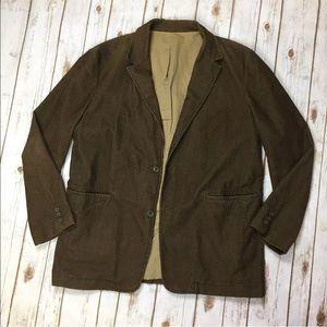 J. Crew Corduroy 2-button Sport Coat Blazer Jacket